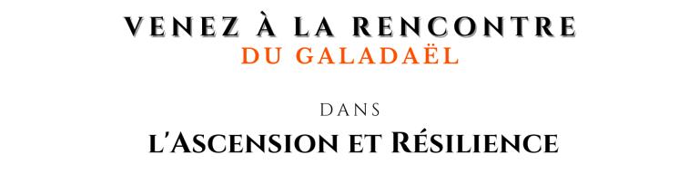 Bandeau Galadaël Texte
